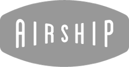 logo of Airship, a third party the Collins Bookings Software integrates with