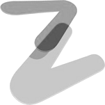 logo of Zonal, a third party the Collins Bookings Software integrates with