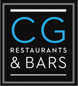 logo of CG Restaurants, just one of the happy Collins Bookings Software users