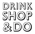 logo of Drink Shop Do, just one of the happy Collins Bookings Software users
