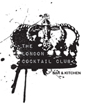 logo of London Cocktail Club, just one of the happy Collins Bookings Software users